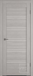 Дверь ГринЛайн X-28 Серый