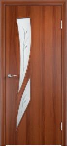 Дверь С-2 (Ф) Итальянский орех