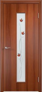 Дверь С-17 Итальянский орех