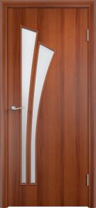 Дверь С-7 Итальянский орех