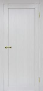 Дверь Турин ДГ 501.1 Ясень серебристый