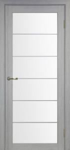 Дверь Турин 501.2 Дуб серый
