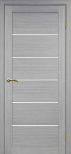 Дверь Турин 506 Серый дуб