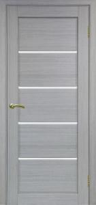 Дверь Сицилия 710 Серый дуб