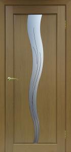 Дверь Сицилия 730 Орех