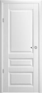 Дверь Эрмитаж 2 ДГ Белый винил