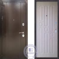 Дверь Эталон 10 Седой дуб