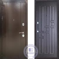 Дверь Эталон 10 Венге