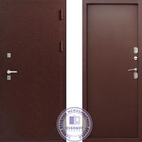 Дверь Эталон 100 Металл | Металл