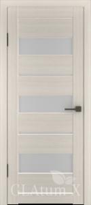 Дверь ГринЛайн Х-23 Белёный дуб