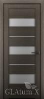 Дверь ГринЛайн Х-23 Серый дуб