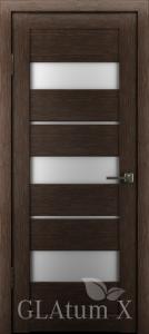 Дверь ГринЛайн Х-23 Венге