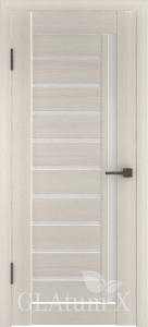 Дверь ГринЛайн Х-11 Белёный дуб