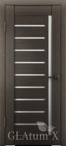 Дверь ГринЛайн Х-11 Серый дуб
