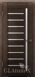 Дверь ГринЛайн Х-11 Венге