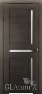Дверь ГринЛайн Х-16 Серый дуб
