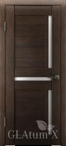 Дверь ГринЛайн Х-16 Венге