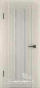 Дверь ГринЛайн Х-2 Белёный дуб