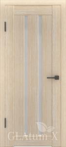 Дверь ГринЛайн Х-2 Капучино