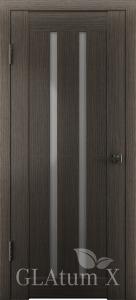 Дверь ГринЛайн Х-2 Серый дуб