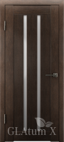 Дверь ГринЛайн Х-2 Венге