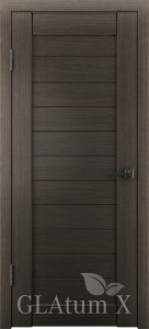 Дверь ГринЛайн X-6 Серый дуб