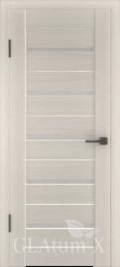 Дверь ГринЛайн Х-7 Белёный дуб