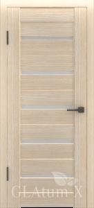 Дверь ГринЛайн Х-7 Капучино