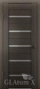 Дверь ГринЛайн Х-7 Серый дуб