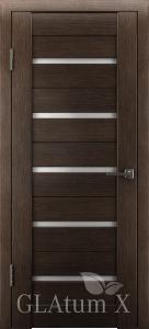 Дверь Грин Лайн Х-7 Венге