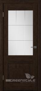 Дверь ГринЛайн C-6 Венге