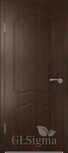 Дверь Сигма 31 ДГ Венге