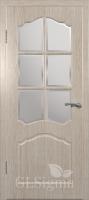 Дверь Сигма 32 ДР Белёный дуб