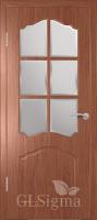Дверь Сигма 32 ДР Итальянский орех