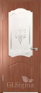Дверь Сигма 32 ДО Итальянский орех
