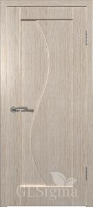 Дверь Сигма 51 ДГ Беленый дуб