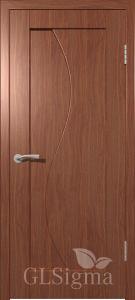 Дверь Сигма 51 ДГ Итальянский орех