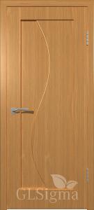 Дверь Сигма 51 ДГ Миланский орех