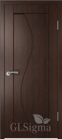 Дверь Сигма 51 ДГ Венге