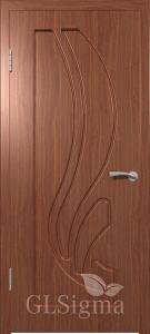 Дверь Сигма 81 ДГ Итальянский орех