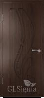 Дверь Сигма 81 ДГ Венге