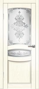Дверь Гармония ДО Сандал белый