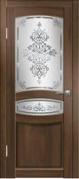 Дверь Гармония ДО Барон тёмный