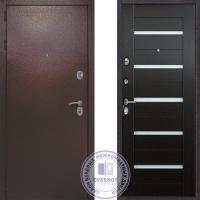 Дверь Квадра Венге