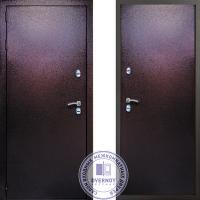 Дверь Квадра Термо Металл | Металл