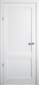 Дверь Рим ДГ Белый винил