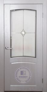 Дверь Румба ДО Белый жемчуг
