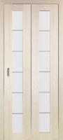 Дверь-книжка Турин 501.2 АСС Белёный дуб