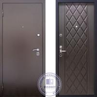 Дверь Алмаз Циркон Венге