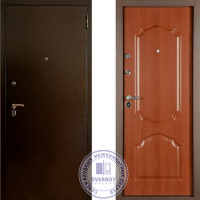 Дверь Рубин Орех